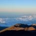 Alter Vulkankrater und Gomear