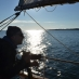 Fotojaeger an Bord