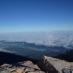 Blick vom Teide Richtung La Palma