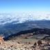Blick nach Norden vom Kraterrand