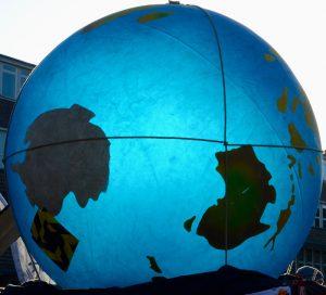 Weltweite Proteste mit Fokus auf Klimakonferenz – bis in die Arktis